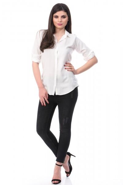 Jeans 7002 Black Mei