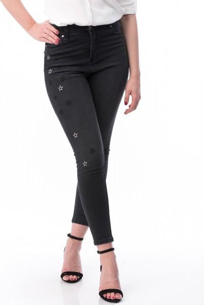 Jeans 7003 Black Mei