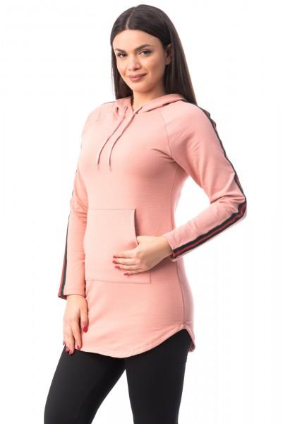Hanorac 6538 Pink Mei