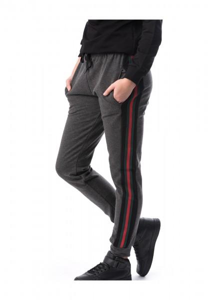 Pantalon 6307 Gri Inchis Mei