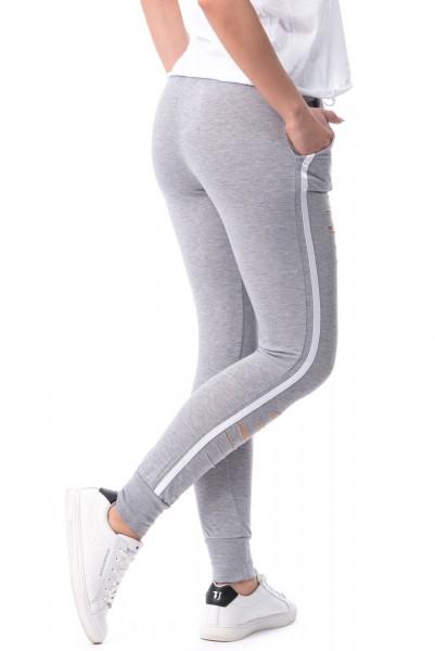 Pantaloni 6631 Light Grey Mei