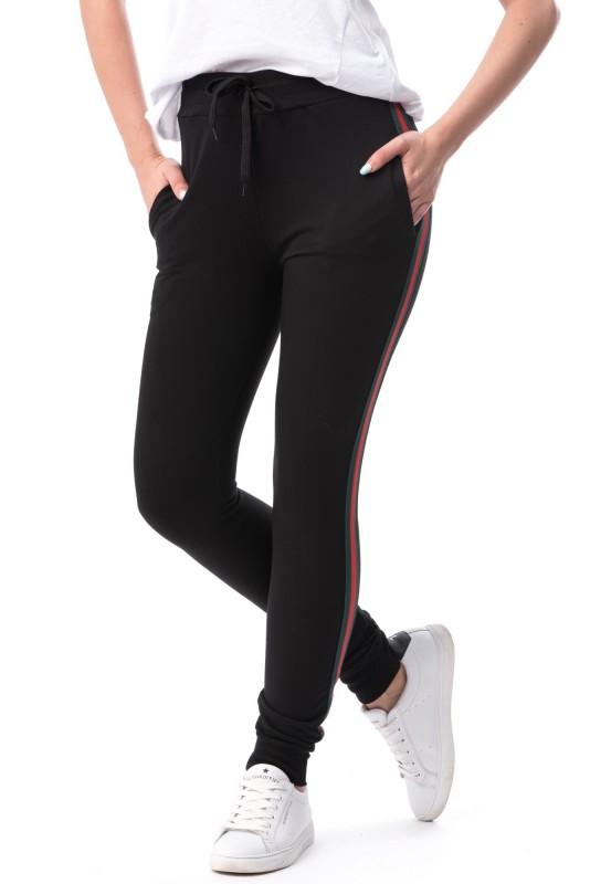 Pantaloni 6648 Black Mei