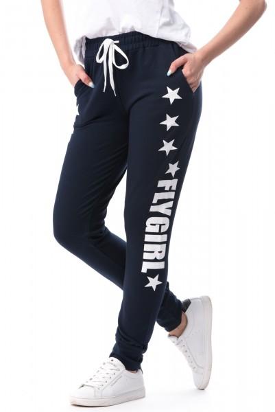 Pantaloni 6649 Dark Blue Mei