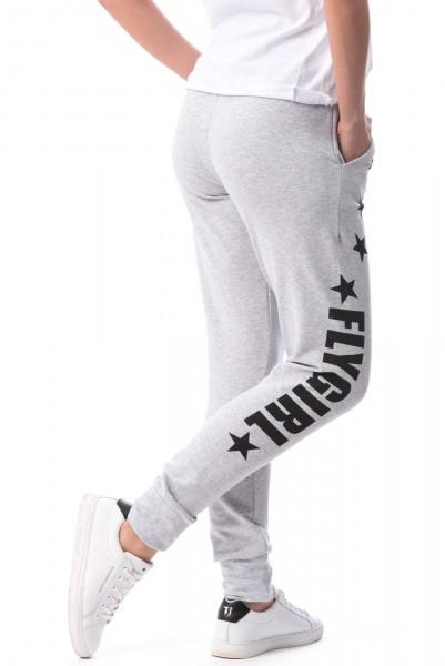 Pantaloni 6649 Light Grey Mei