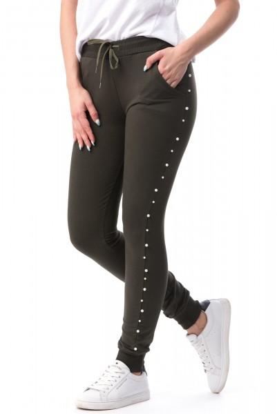 Pantaloni 6661 Khaki Mei