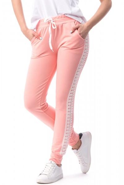 Pantaloni 6662 Powder Pink Mei