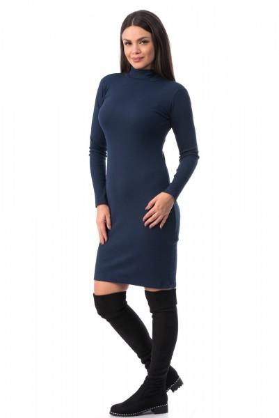 Rochie 6102 Dark Blue Mei