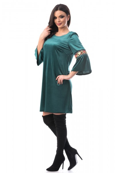 Rochie 701 Green Mei