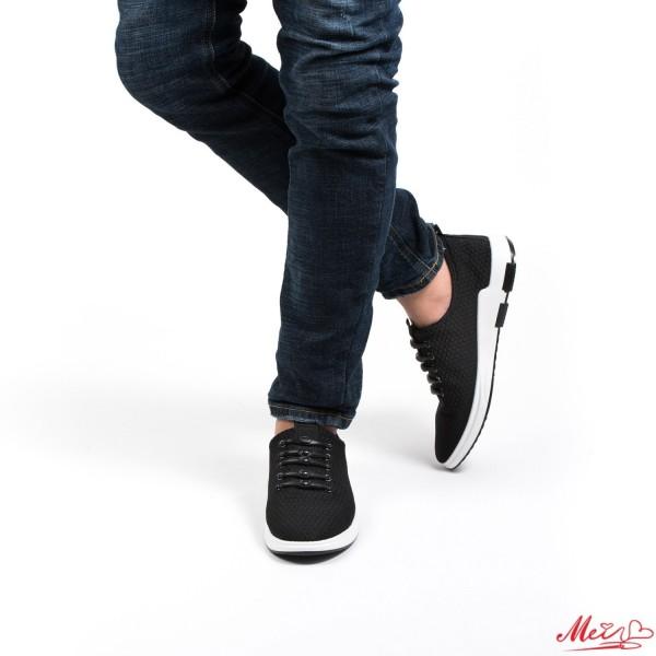 Pantofi Sport Barbati 8801 Black Mei