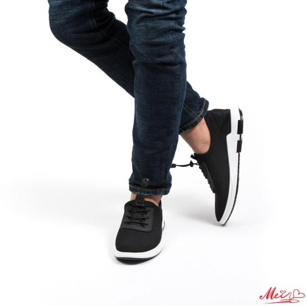 Pantofi Sport Barbati 8802 Black Mei