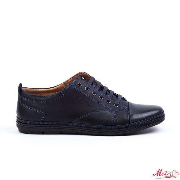 Pantofi Casual Barbati 90-3D# Blue Mei
