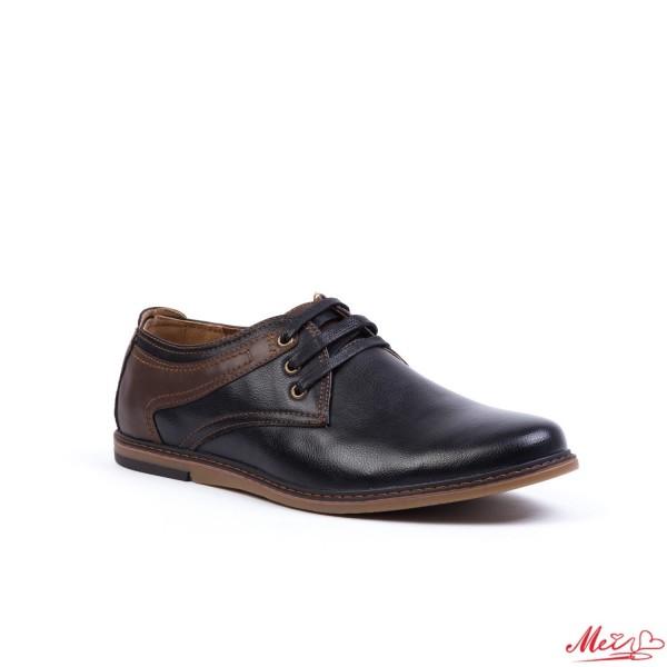 Pantofi Casual Barbati 91-2D# Blue Mei