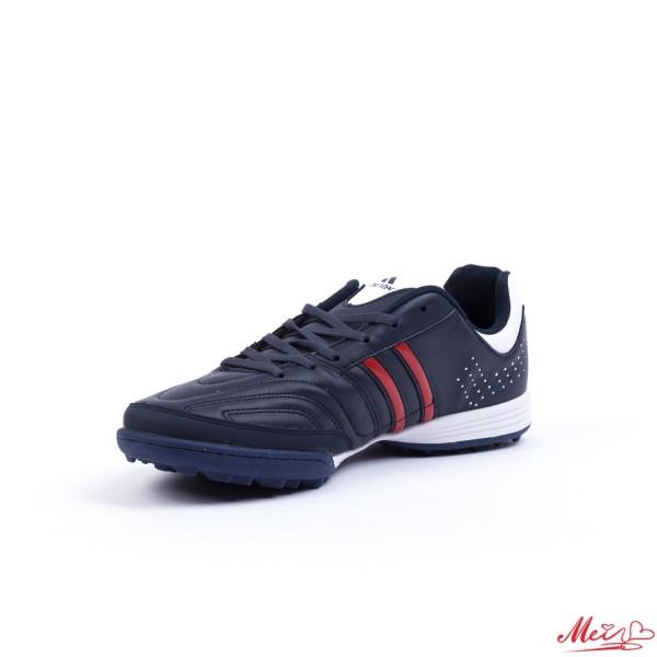 Ghete Fotbal Barbati 971#E# Navy-Red Mei