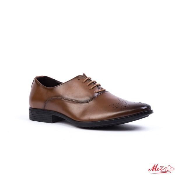 Pantofi Barbati A32-2# Brown Mei