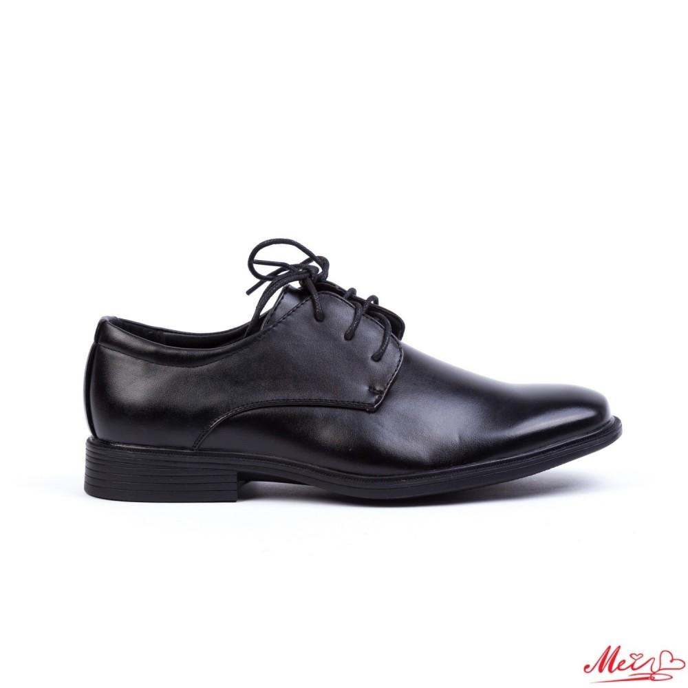 Pantofi Barbati A706-1# Black Mei