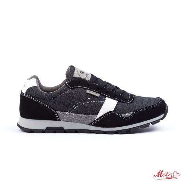 Pantofi Sport Barbati A8099-1# Black Mei