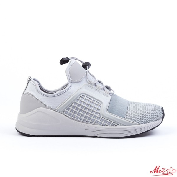 Pantofi Sport Barbati A8137-3# Light Grey Mei