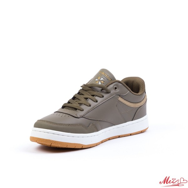 Pantofi Sport Barbati A8197-4# Olive-Green Mei