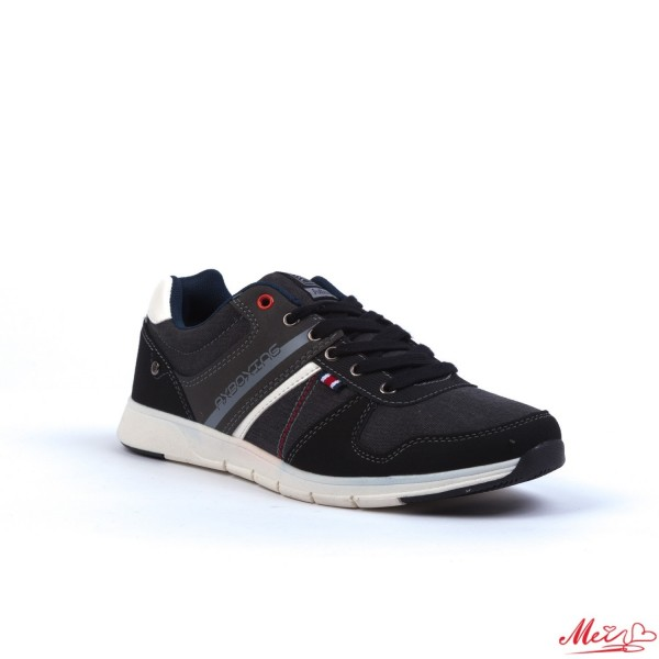 Pantofi Sport Barbati A8269-1# Black Mei