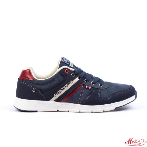Pantofi Sport Barbati A8269-3# Navy Mei