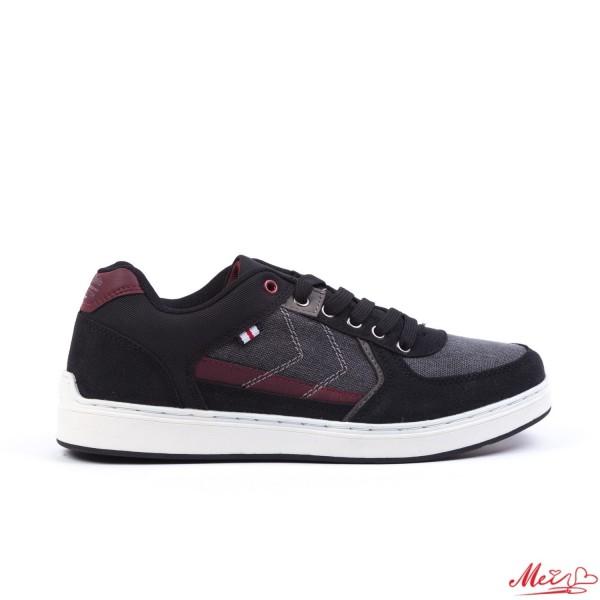 Pantofi Sport Barbati A8298-1# Black Mei