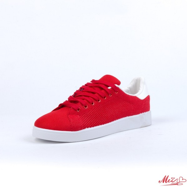 Tenisi Barbati LM003# Red-White Mei