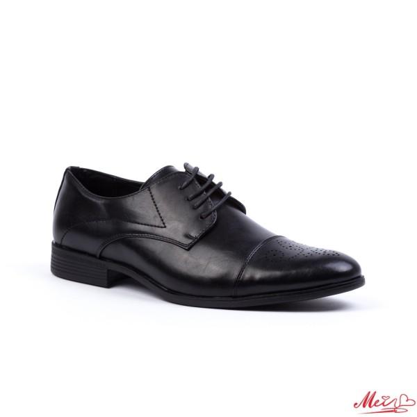 Pantofi Barbati RO-005# Black Mei