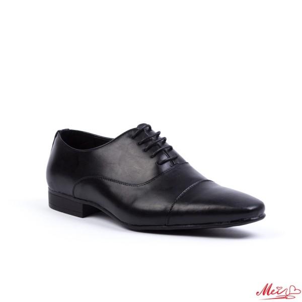 Pantofi Barbati RO-010# Black Mei