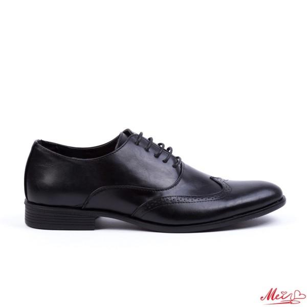 Pantofi Barbati RO-011# Black Mei