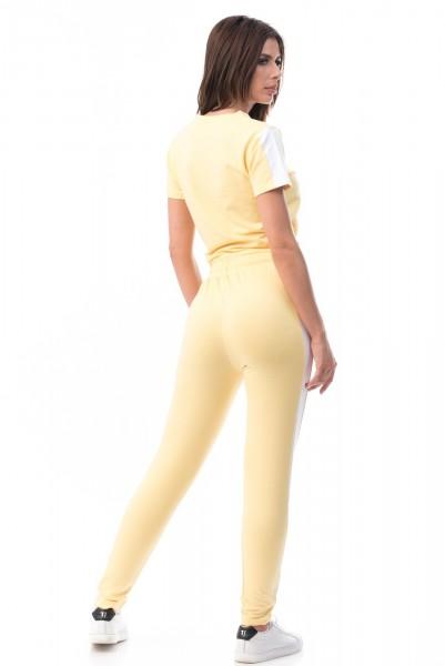 Compleu Dama 6824 Yellow Mei