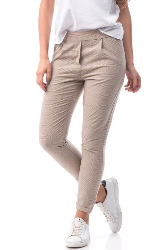 Pantaloni Dama 112-2 Beige Mei