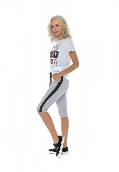 Pantaloni Dama 6299 Grey Mei