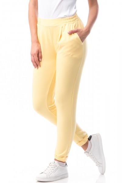Pantaloni Dama 6784 Yellow Mei