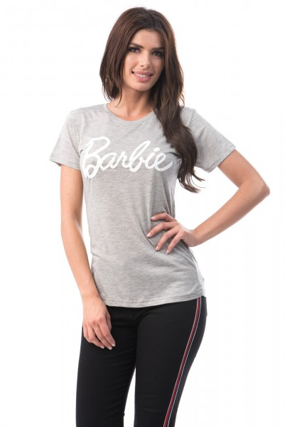 Tricou Dama Barbie 6774-2 Grey Mei