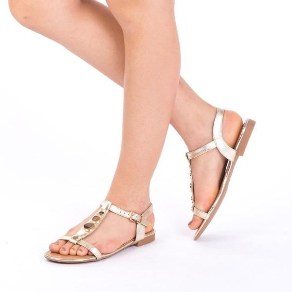 Sandale Dama CS2 Gold Mei
