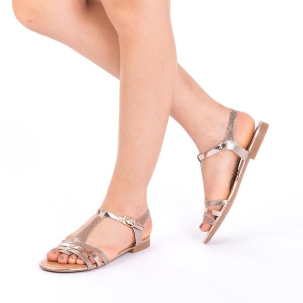 Sandale Dama CS3 Champagne Mei