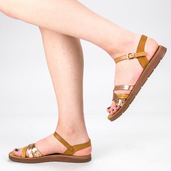 Sandale Dama CS8 Brown Mei