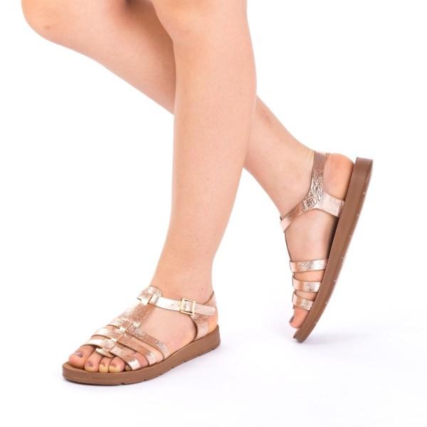 Sandale Dama CS9 Champagne Mei