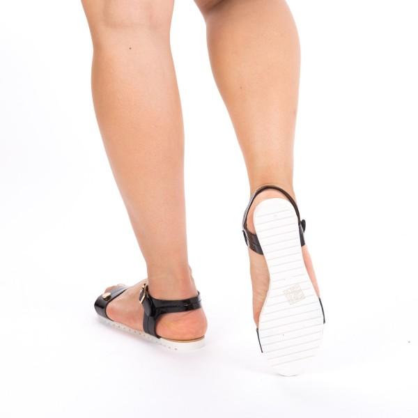 Sandale Dama LM107 Black Mei