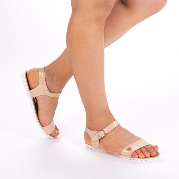 Sandale Dama LM107 Nude Mei