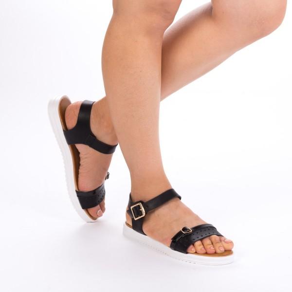 Sandale Dama WS23 Black Mei