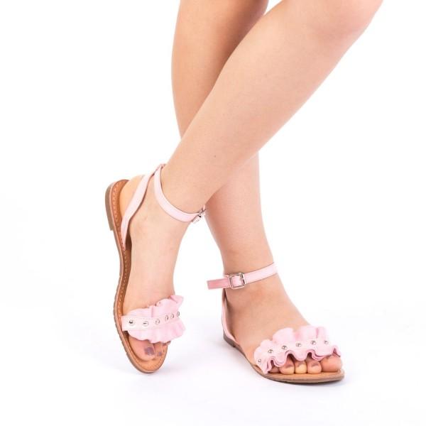 Sandale Dama XF10 Pink Mei