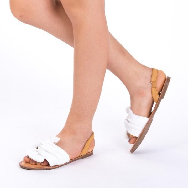 Sandale Dama XF7 White Mei