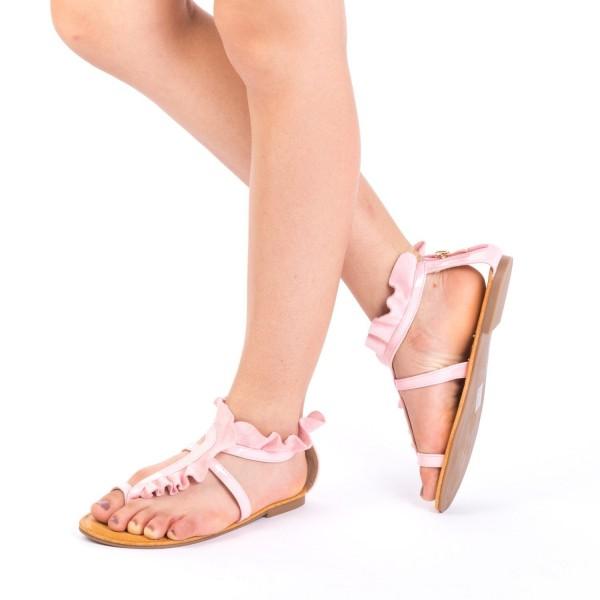 Sandale Dama XF8 Pink Mei