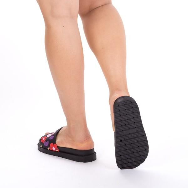 Papuci Dama TJ5 Black Mei