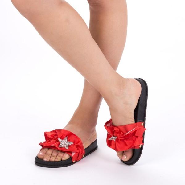 Papuci Dama TJ9 Red Mei