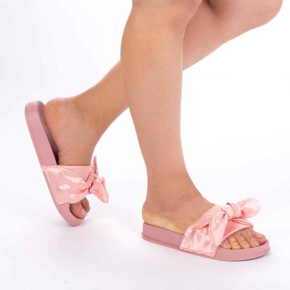 Papuci Dama WS68 Pink Mei