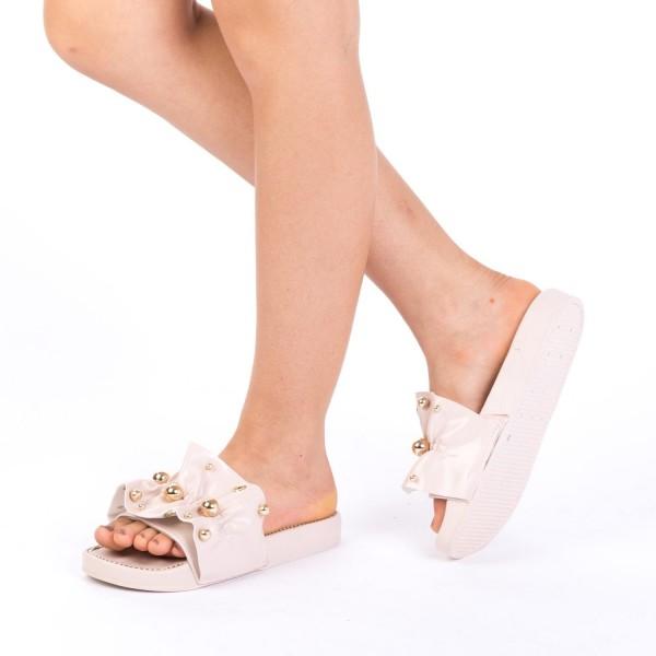 Papuci Dama WS92 Nude Mei
