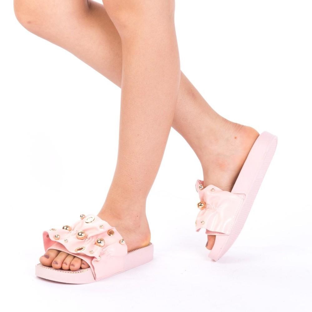 Papuci Dama WS92 Pink Mei