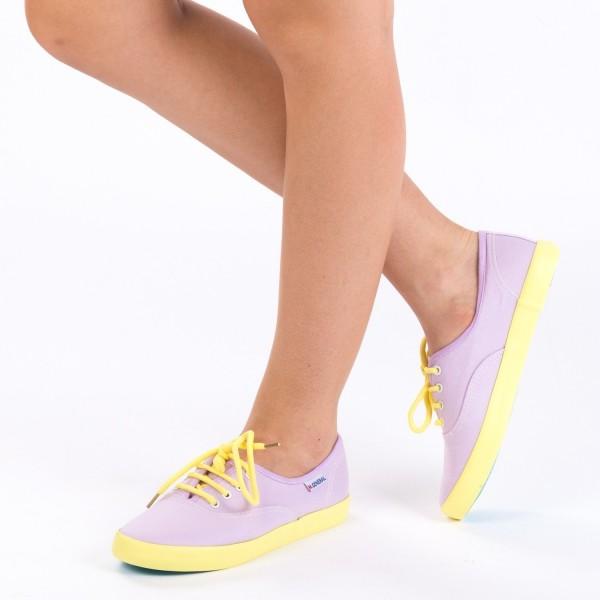 Tenisi Dama C130 Purple Mei